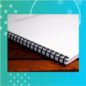 Encadernação A4 - de 51 à 100 folhas