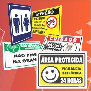 Placa PVC